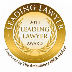 Leading Lawyer Award